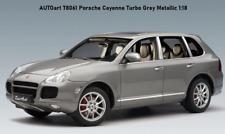AUTOart 78061 Porsche Cayenne Turbo Grey Metallic 1:18