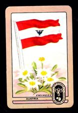 Coles Swap Card - Olympic Country Flag - Austria