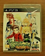 Tales of Symphonia Chronicles PS3 Asian Version Import NEW NA Seller