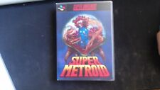 Super Metroid (Super Nintendo Entertainment System, 1994) Custom Case Works