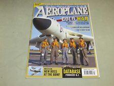 *LOOK* Superb AEROPLANE MONTHLY Magazine March 2016 - Fokker G.I., BBMF, Vulcan