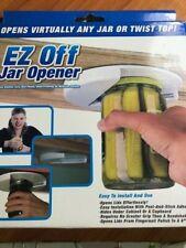 New listing Ez Off Jar Lid Opener Gripper Under Cabinet Counter For Seniors Fibro Arthritis