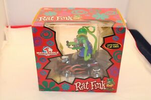 NEW in Box Matco Tools Rat Fink Dodge CHARGER Ed Roth 2008  ANNIVERSARY