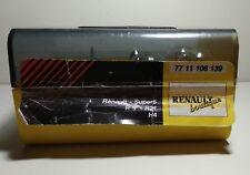 CAJA BOMBILLAS REPUESTO RENAULT SUPER 5 - R9 - R21 - VINTAGE - RETRO
