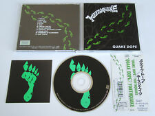 YOUTHQUAKE Quake Dope CD 1993 RARE OOP THRASH/DEATH ORIGINAL 1st PRESS JAPAN!!!!