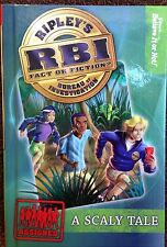 Ripley's Bureau Of Investigation A Scaly Tale by Ripley's RBI new hardcover
