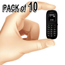 (Lot of 10) Mini Small GSM Mobile Phone Dialer BM70 CellPhone Earphone Headset