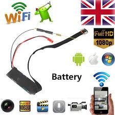 Mini DV HD 1080P DIY Module SPY Hidden IP Camera WiFi Remote Monitor Nanny Cam