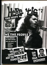 60s Garage Here 'tis Fanzine # 7 (Seeds / We The People / Sam The Sham ...)