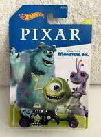 Hot Wheels Disney Pixar Monsters,Inc. ALTERED EGO  2/5  Metal 1:64 NEW