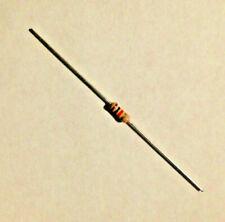 SEI STACKPOLE 100 pcs 1//4W 6.8K ohm 5/% Carbon Film Fixed Resistor