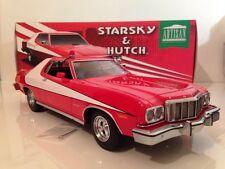 Starsky e Hutch 1976 Ford Gran Torino 1/18 Greenlight 19017 ( TV1975-79 ) Nuovo