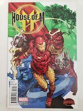 HOUSE OF M #1 SECRET WARS (2015) MARVEL COMICS VARIANT COVER! 1ST PRINT!