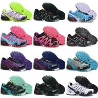 Athletic Femmes Speedcross 3 Running Shoes Trainers Sports Randonnée Baskets