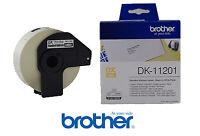 Brother Original DK-11201 Adress-Etiketten 29x90 Ql-560 -500 QL-700 570 -650TD