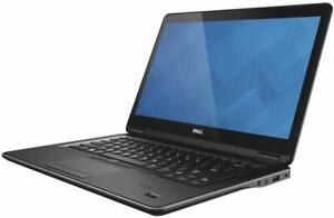 Lightweight and Reliable Dell 4th gen i7 Laptop PC 8GB RAM 128SSD Win 10 Webcam