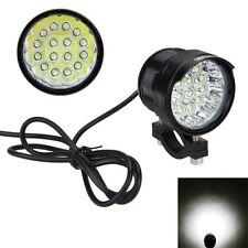 80W 16x XM-L T6 LED Motorcycle Boat Spot Driving Headlight Fog Light Lamp