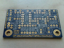 Rat Distortion RoTTeN DIY Guitar Effect PCB Board by moutoulos ™