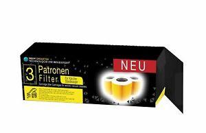3x Patronen Filter für Kärcher WD 2, WD 3, WD 3 P Extension Kit WD 3 Premium