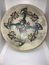 More details for vintage waltons real irish bodhran goatskin birch drum