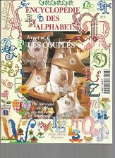 ENCYCLOPEDIE DES ALPHABETS N°6 - LIVRET 6 - LES COUPLES