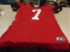 Hype Athletic Chiefs # 7 Team Sport Jersey Uniform Size Large
