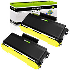 2PK High Yield TN650 Toner Cartridge For Brother MFC-8480DN 8890DW HL-5370DW