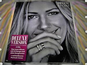 HELENE FISCHER - HERZBEBEN Achterbahn NUR MIT DIR   2CD DELUXE + PORTRAIT-COVER