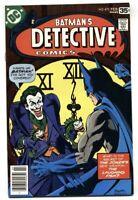 Detective Comics #475 Joker Fish VF+