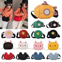 Canvas Girls Shoulder Waist Packs Fanny Bags Messenger Women Crossbody Handbags