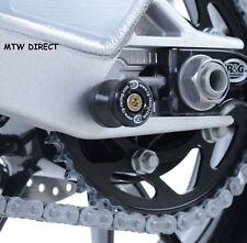 BMW S1000RR 2012 R&G Racing Black Cotton Reels Paddock Stand Bobbins