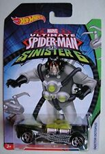 2015 Hot Wheels Marvel Ultimate Spider-Man Vs Sinister 6 What-4-2 Doctor Octopus