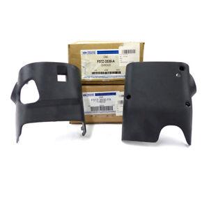 Ford Ranger Explorer Upper & Lower Steering Wheel Column Shroud Cover Trim OEM