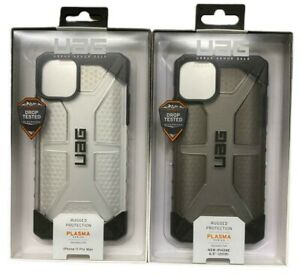 Urban Armor Gear UAG Plasma Case for iPhone 11 Pro Max (6.5-inch) Ash Ice Clear