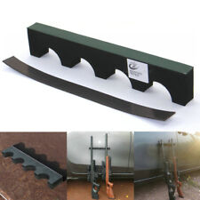 Magnetic Barrel Rest Mount for 4 Rifles Gun Safe Organizer Storage Easy