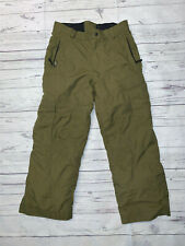 OBERMEYER Alt3 Rock Garden Pant SNOWBOARD SNOW SKI PANTS JUNIORS Size 14