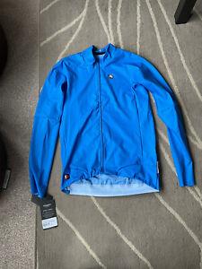 Giordana Frc Pro Mens Lightweight L/S Jersey - Blue - Large