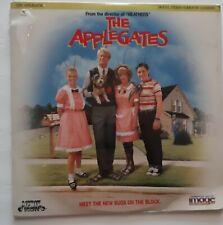 """The Applegates"" Laser Disc. Brand New Sealed w/ Ed Begley Jr, Dabney Coleman."