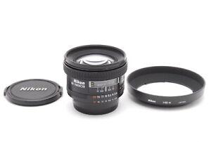 【MINT+++】Nikon AF NIKKOR 20mm f/2.8 Prime Lens From JAPAN
