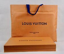 LOUIS VUITTON  scatola originale a chiusura magnetica nuova cm. 40,5 x 29 x 5,5