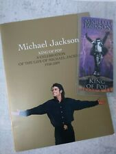 Michael Jackson THIS IS IT hologram Ticket and Programme FIRST DAY 13.7.09