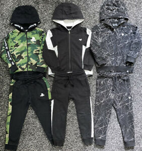 Boys Clothes Tracksuit Bundle Age 5-6 Years All Next Playstation Hoodie Joggers