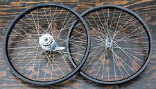 "24"" 2Speed Cruiser Bike WHEELS Bendix KickBack Coaster Brake Hub Vintage Bicycle"