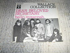 WALLACE COLLECTION 45 TOURS FRANCE HELLO SUZANNAH