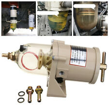 Diesel Truck Marine Boat Fuel Filter + Water Separator Kit 500FG 500FH Universal