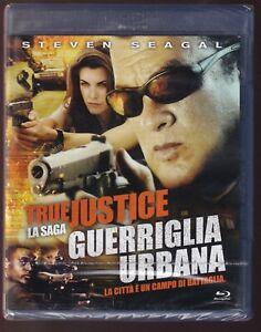 EBOND  True justice - Guerriglia urbana  BLU-RAY D573201