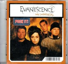 "EVANESCENCE 'MY IMMORTAL' / CD SINGLE 3"" (POCK IT)"