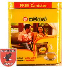 1 Tin (30 Sachets) SAMAHAN Ayurveda Herbal Remedy Ceylon Tea, Cold, Flue