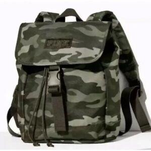 VS PINK Mini Camo Backpack