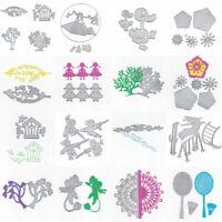 Carbon Steel DIY Cutting Die Embossing Stencil Paper Art Craft Card